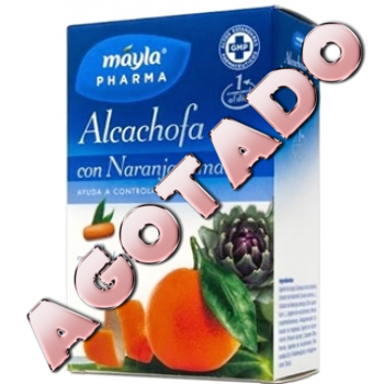 Mayla Alcachofa Con Naranja Amarga, 30comprimidos
