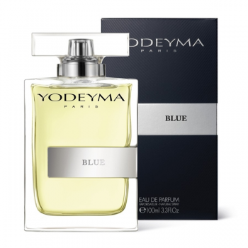 Yodeyma Blue Spray 100 ml, Agua de Perfume Original de Yodeyma para Hombre.