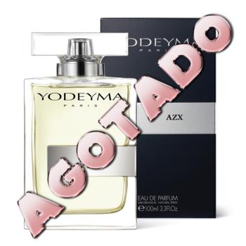 Yodeyma Azx Spray 100 ml, Eau de Toilette Original de Yodeyma para Hombre.