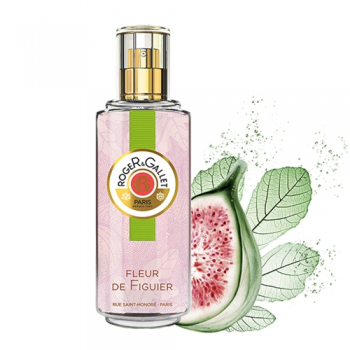 Roger & Gallet - Eau Parfumée Fleur de Figuier Vaporizador; 100 ml.