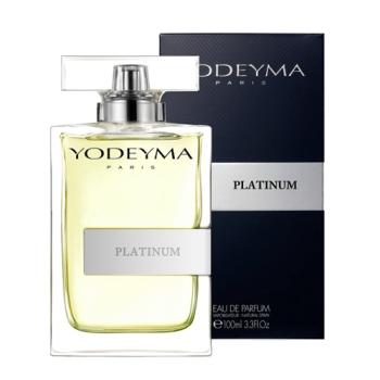 Yodeyma Platinum Spray 100 ml, Eau de Parfum Original de Yodeyma para Hombre.