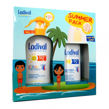 Ladival Solar - Summer Pack.