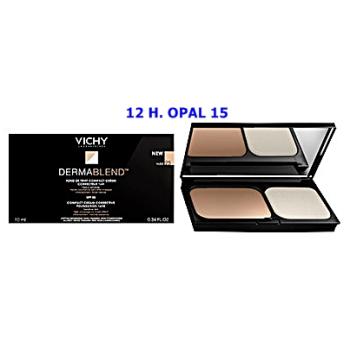 Vichy Dermablend Fondo  Maquillaje Compacto Corrector 12 H. OPAL 15.