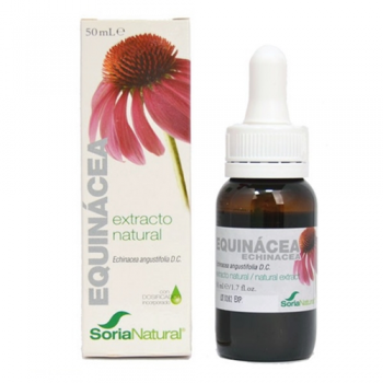 Soria Natural Equinacea, 50 ml.