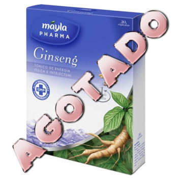 Mayla Ginseng - 30capsulas.