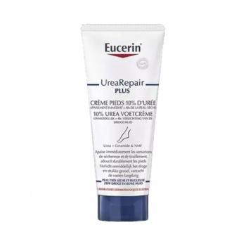 Eucerin UreaRepair Plus 100 ml, Crema Reparadora de Pies.
