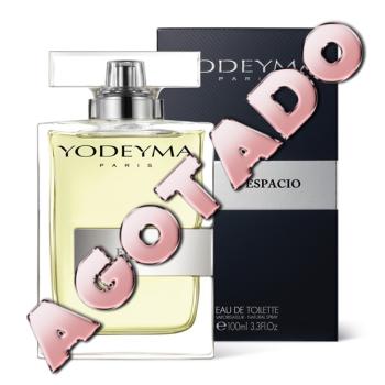 Yodeyma Espacio Spray 100 ml, Perfume Original de Yodeyma para Hombre.