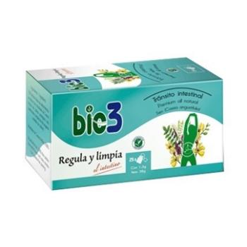 Bie3 Regula y Limpia el Intestino, 25 filtros.