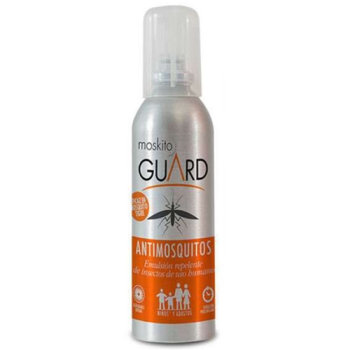 Moskito Guard Emulsion Antimosquitos Spray, 75ml.