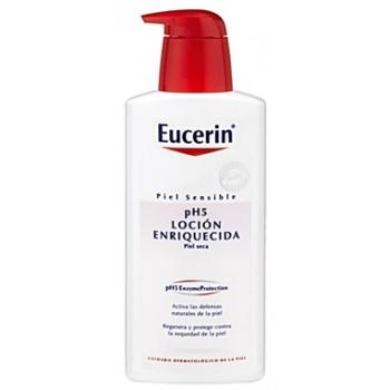 Eucerin Ph5 Locion Enriquecida Piel Seca.- 1000ml.