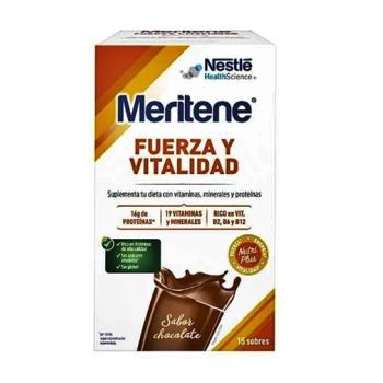 Meritene Chocolate, 15sobres.