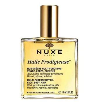 Nuxe Huile Prodigieuse Spray 100 ml, Aceite Seco de Nuxe Multiusos.