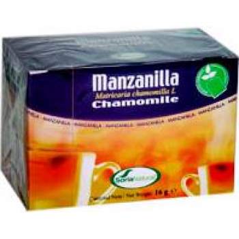 Soria Natural MANZANILLA infusion 20
