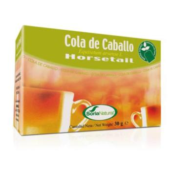 Soria Natural Cola de Caballo Infusión, 20un.