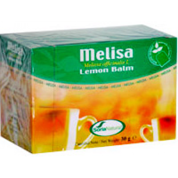 Soria Natural MELISA infusion 20