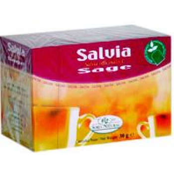 Soria Natural Salvia infusion, 20un.