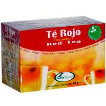 Soria Natural  TÉ ROJO infusion 20 un