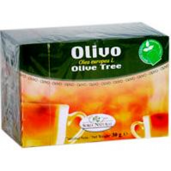 Soria Natural OLIVO infusion 20 un