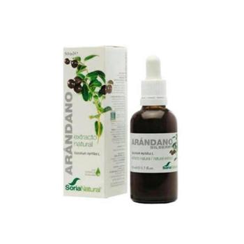Soria Natural Arandano Extracto, 50 ml.