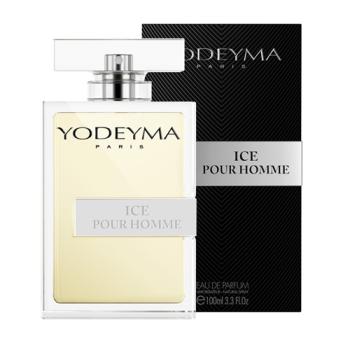 Yodeyma Ice Spray 100 ml, Agua de Perfume Original de Yodeyma para Hombre.