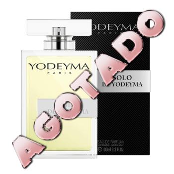 Yodeyma Solo Spray 100 ml, Eau de Parfum Original de Yodeyma para Hombre.