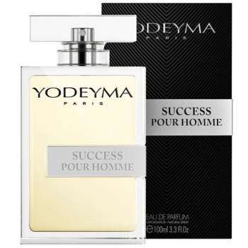 Yodeyma Success Spray 100 ml,  Eau de Parfum Original de Yodeyma para Hombre.
