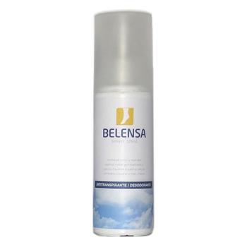 Belensa antitranspirante spray 125 ml.