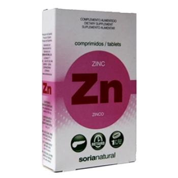 Soria Natural Zinc retard, 48comprimidos