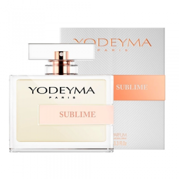 Yodeyma Sublime Spray 100 ml, Agua de Perfume Original Yodeyma para Mujer.